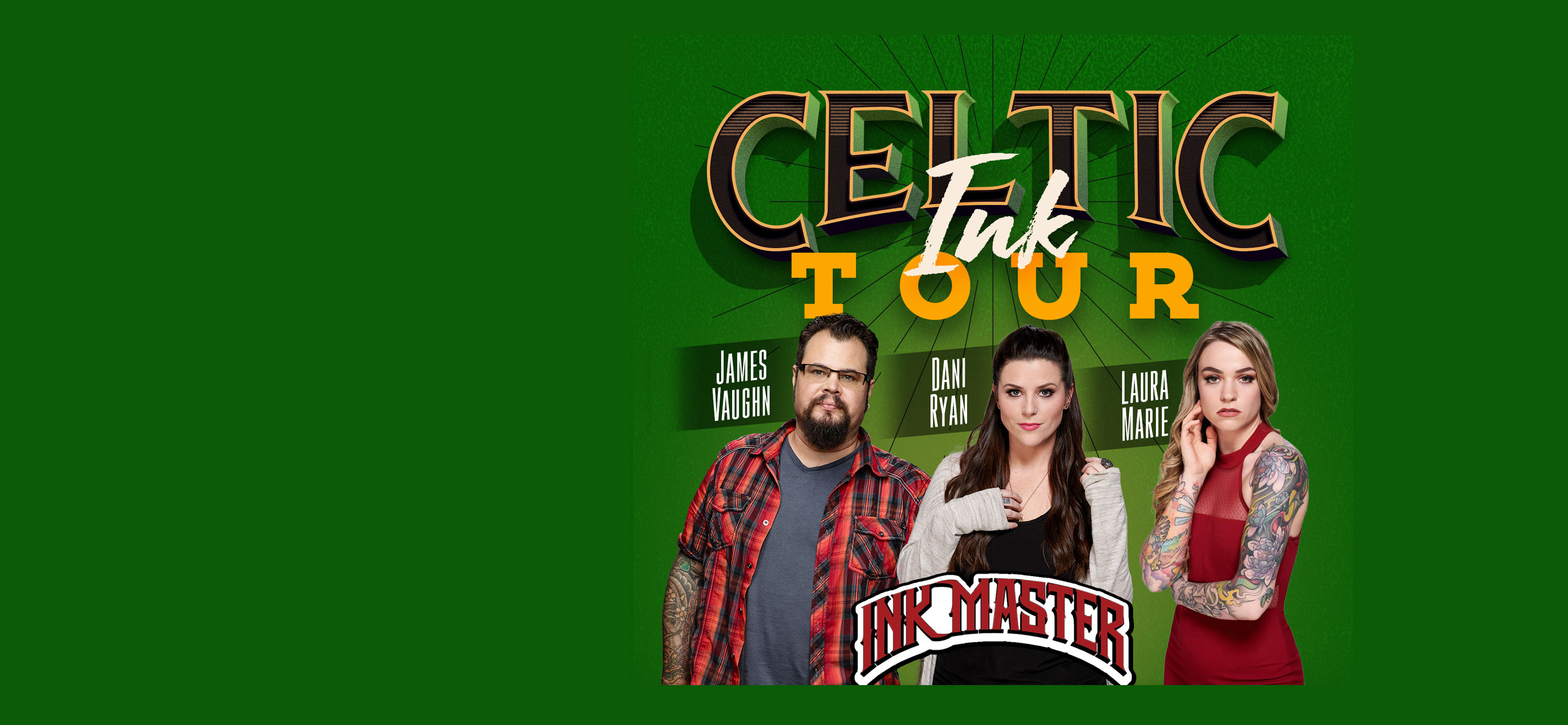 Celtic Ink Tour
