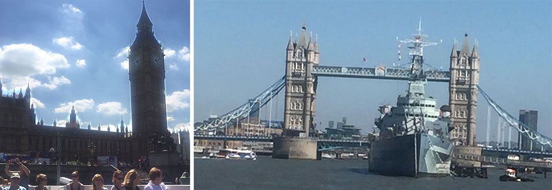 BigBen London Bridge